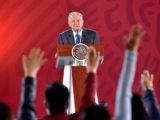 Tarjeta informativa de la Conferencia de Prensa Matutina del presidente López Obrador 25/04/19