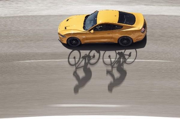 """En las """"Ruedas del Otro"""" Ford Driving Skills For Life 5ta edición"""