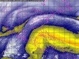 Se pronostica ambiente muy frío para el noroeste de México y tormentas fuertes para Baja California y Sonora