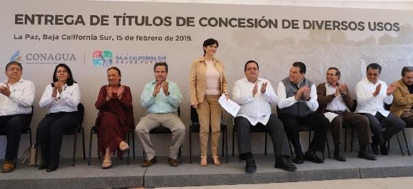 Trabajo conjunto de Gobierno y sociedad, fundamental para solucionar problemas del agua: Blanca Jiménez