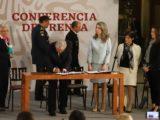 Firman Conagua y UNESCO Carta de Intención en materia de gestión sostenible de los recursos hídricos