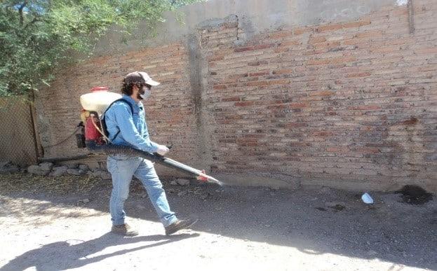 Invita gobierno de Baja California a fumigar de manera periódica dentro y fuera del hogar