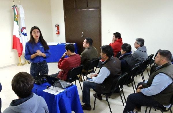 Presenta gobierno de Baja California programas de apoyo y crédito a MIPYMES a socios de CANACINTRA Mexicali