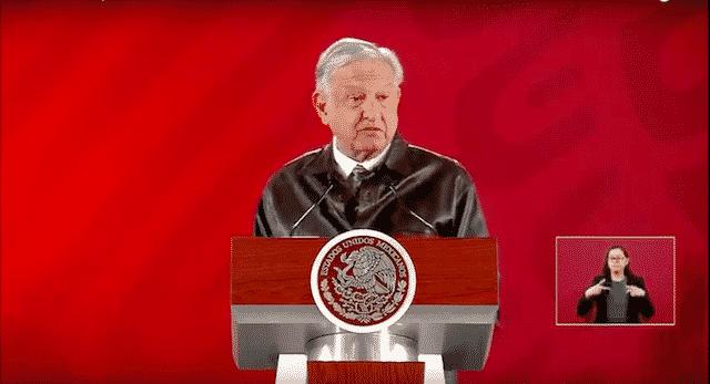 Tarjeta informativa de la Conferencia de Prensa Matutina del presidente López Obrador 25/02/19
