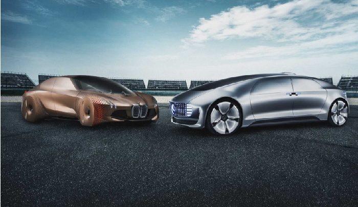 BMW Group y Daimler AG desarrollarán conjuntamente tecnologías de nueva generación para la conducción autónoma
