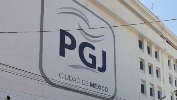 PGJ CDMX