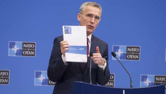 """Secretary General's Annual Report: """"NATO: fit for the future"""""""