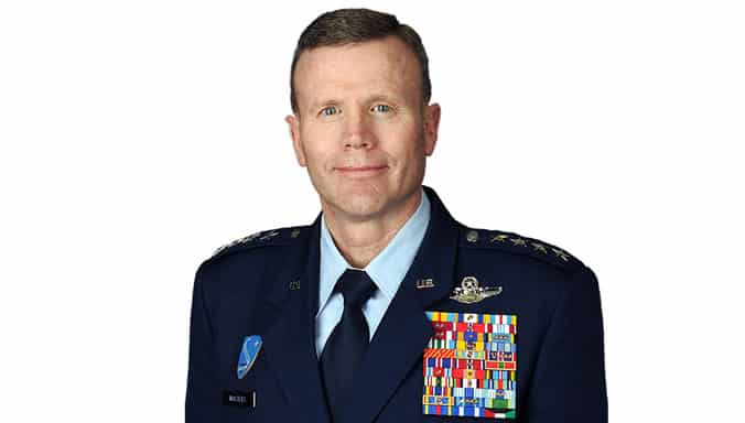 NATO announces nomination of General Tod D. Wolters as Supreme Allied Commander Europe