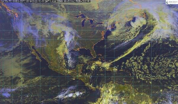Durante la noche de hoy se prevén tormentas muy fuertes en Puebla y Veracruz
