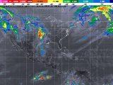 Se prevén tormentas puntuales fuertes en Oaxaca y Chiapas