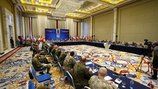 NATO Military Committee visit Georgia in show of continued support