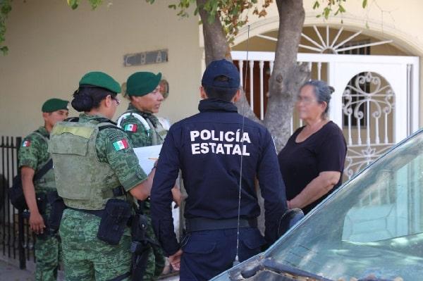 Autoridades de los tres órdenes de gobierno se acercan a la ciudadanía