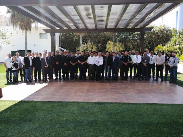 Firma SSP Sinaloa convenio de colaboración con el Consejo de Reparto Empresarial Seguro
