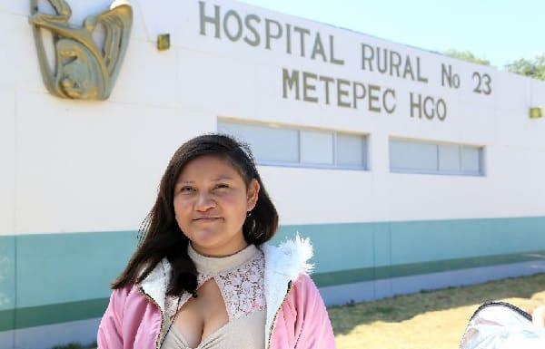 IMSS-Bienestar refuerza acciones para atender la salud de mujeres indígenas
