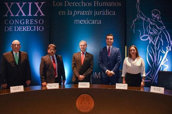 Analizan en UDLAP los Derechos Humanos de los mexicanos