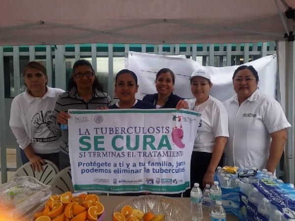 Realiza gobierno de Baja California actividades por día mundial de lucha contra la tuberculosis en centros de salud de Mexicali