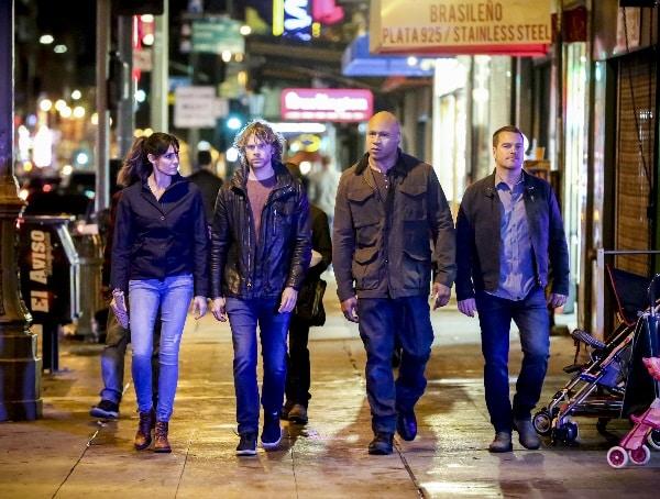 A&E estrena en exclusiva la décima temporada de NCIS los Ángeles