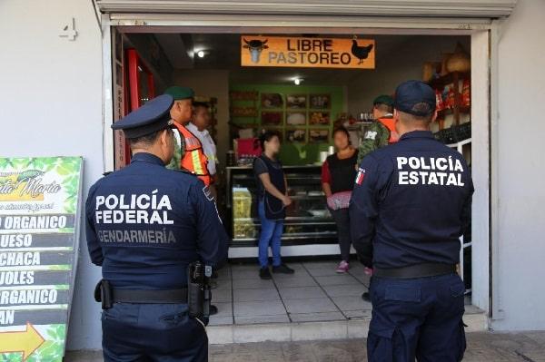 Ciudadanos exponen sus necesidades en materia de seguridad ante operativo de Proximidad Social