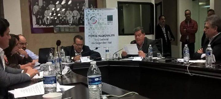 Destaca gobierno de Baja California en foro regional de ley general de seguridad vial