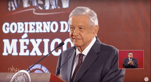 Tarjeta informativa de la Conferencia de Prensa Matutina del presidente López Obrador 13/03/19