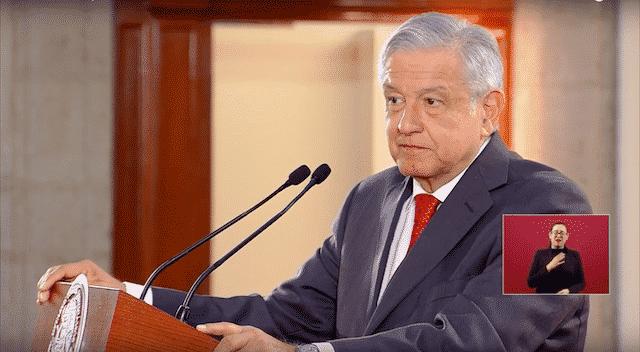 Tarjeta informativa de la Conferencia de Prensa Matutina del presidente López Obrador 18/03/19