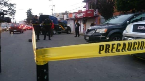 Acribillan a hombre en la Morelos