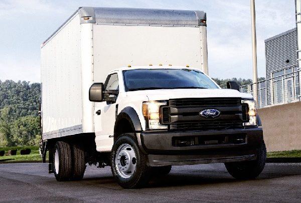 Orgullo FORD, el más fuerte. la serie f de FORD superó el millón de camionetas vendidas durante 2018