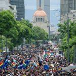 Agenda de Movilizaciones Sociales de la CDMX 25/05/19