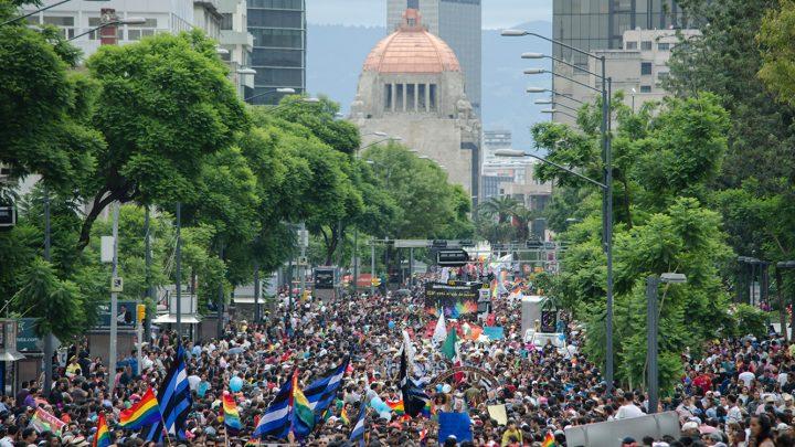 Agenda de Movilizaciones Sociales del Martes 23 de Abril de 2019.