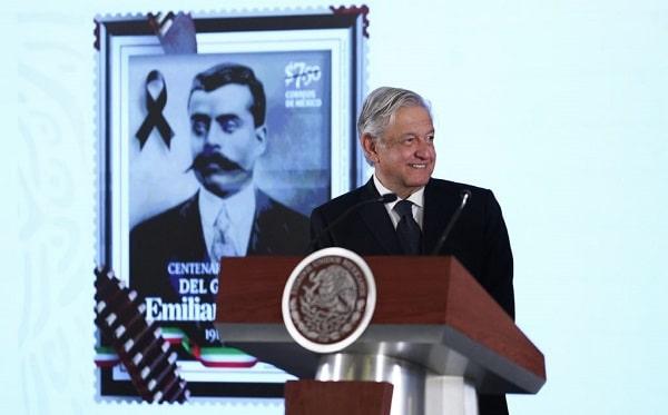 Tarjeta informativa de la Conferencia de Prensa Matutina del presidente López Obrador 10/04/19