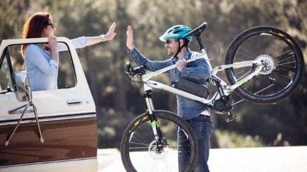 Los ciclistas pueden ver los peligros con mayor rapidez, revela investigación de FORD