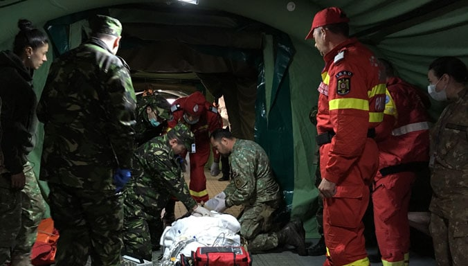 NATO conducts largest medical exercise