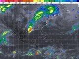 Se prevén tormentas fuertes en Tamaulipas, Veracruz, Puebla, Oaxaca y Chiapas