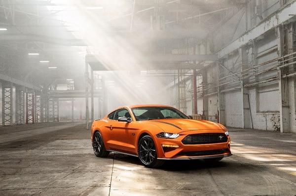 Ford desarrolla el Mustang 2.3l High performance Package 2020