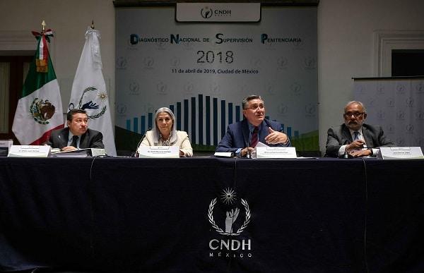 Si no se atienden los problemas del sistema penitenciario, no podrá superarse la situación de inseguridad e injusticia: CNDH
