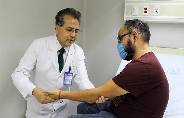 Especialistas del IMSS atienden a pacientes con hemofilia