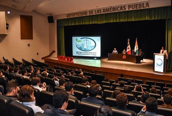 UDLAP realiza su XIV Congreso Nacional de Ingeniería Civil