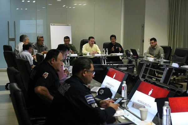 En Reunión Semanal de Seguridad se destacó la baja incidencia en el delito de homicidio