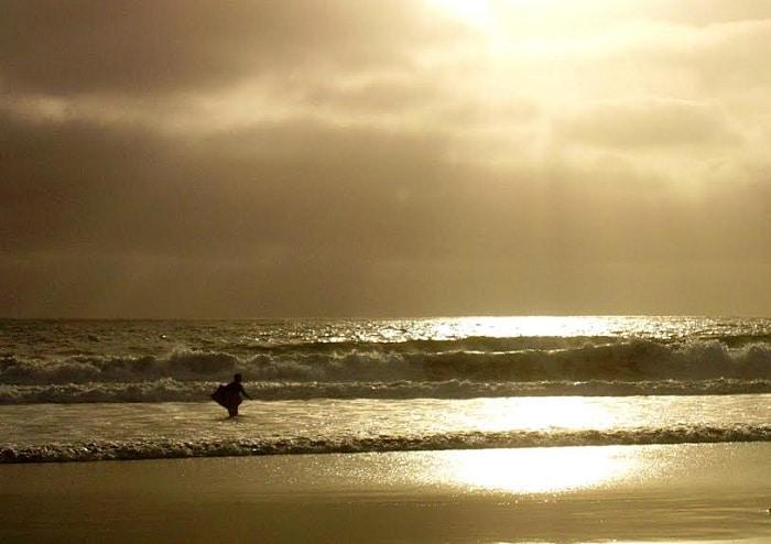 Son playas de Baja California aptas para uso recreativo por periodo vacacional
