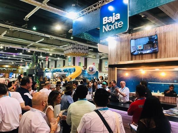 Baja California presente en la feria más importante de turismo en México: tianguis turístico 2019