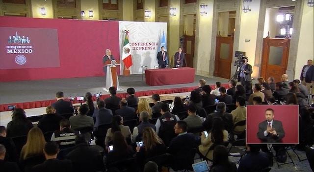 Tarjeta informativa de la Conferencia de Prensa Matutina del presidente López Obrador 09/04/19