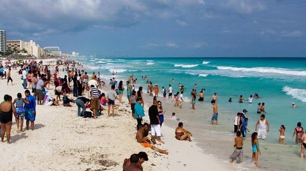 Las playas del país, aptas para el uso recreativo