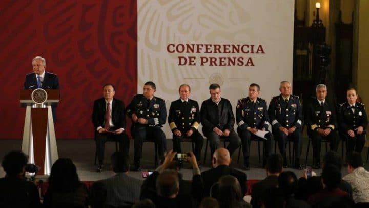 Tarjeta informativa de la Conferencia de Prensa Matutina del presidente López Obrador 11/04/19