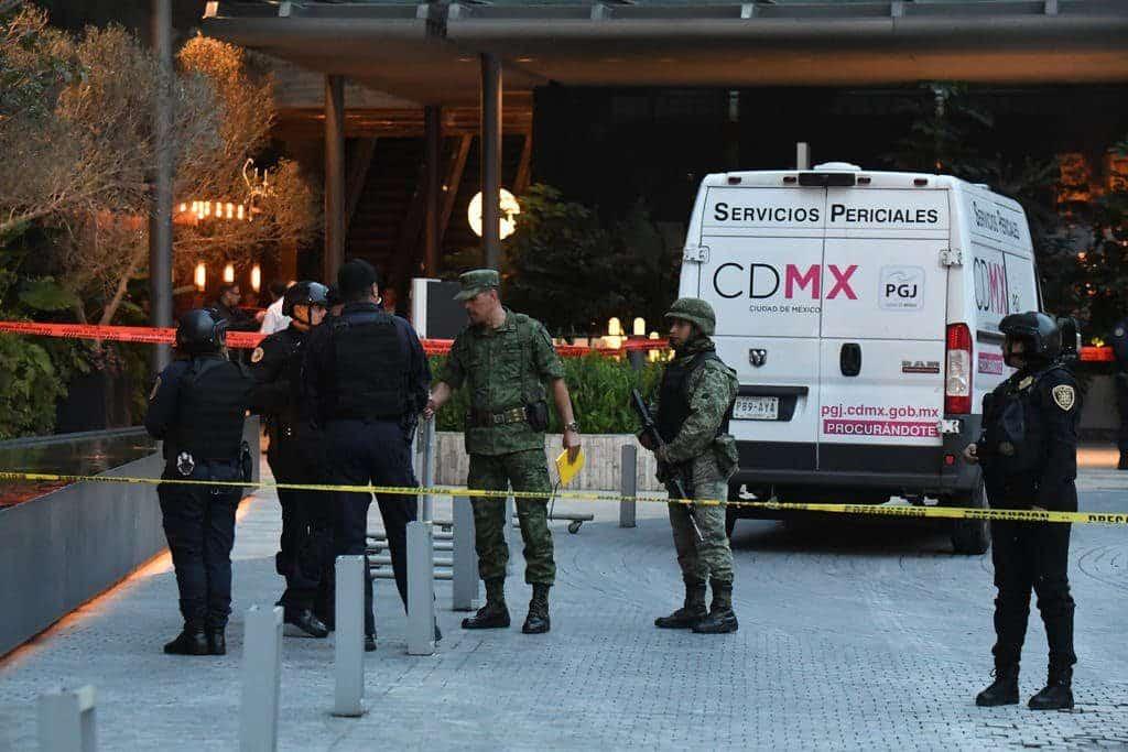 Asesinados en Plaza Artz eran criminales israelíes. Foto: El Siglo de Torreón