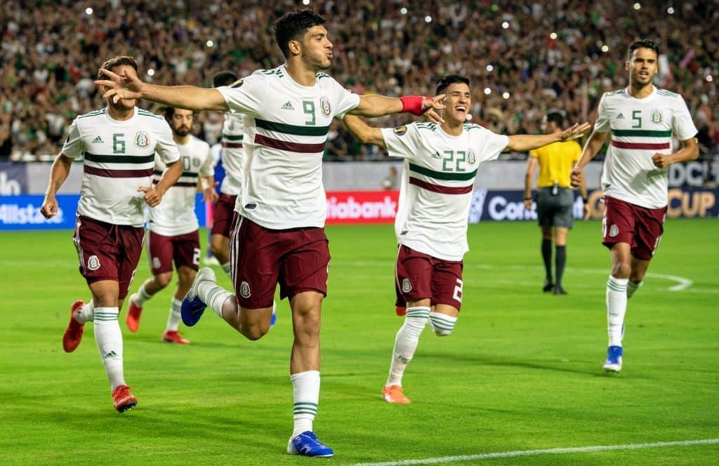 México venció a Haití en tiempos extra. Foto: Twitter