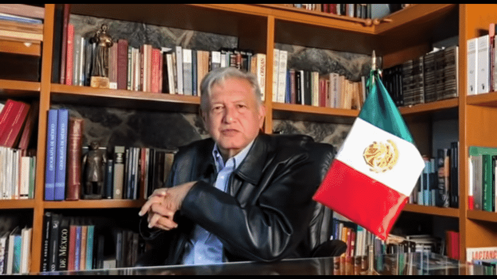 López dijo que no hay una causa justa para las protestas