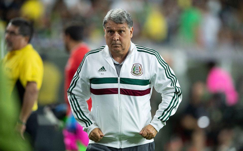 Tata Martino no estará en el México vs Haití. Foto: Mediotiempo