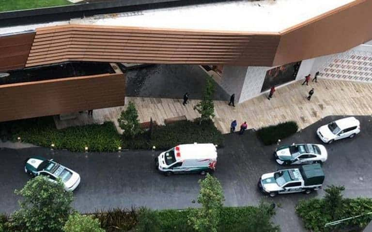 Mafia israelí estaría detrás de doble asesinato en Plaza Artz Pedregal. Foto: El Sol de México