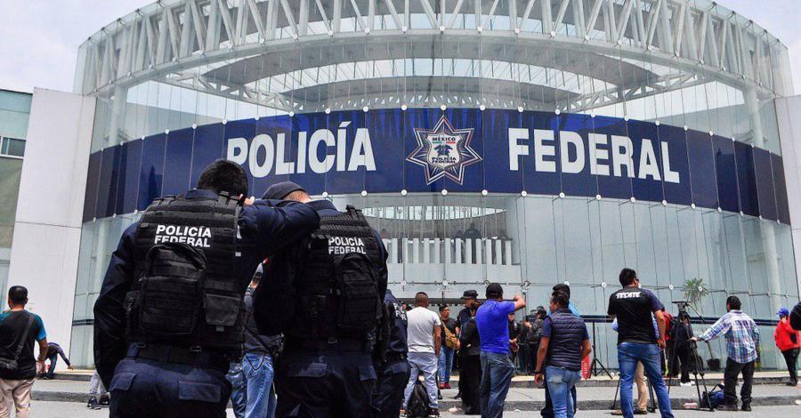 Entre las exigencias de la Policía Federal está el respeto a su dignidad. Foto: Enfoquenoticias