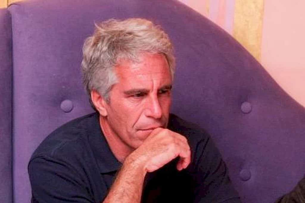 Quien es Jeffrey Epstein. Foto: Publimetro